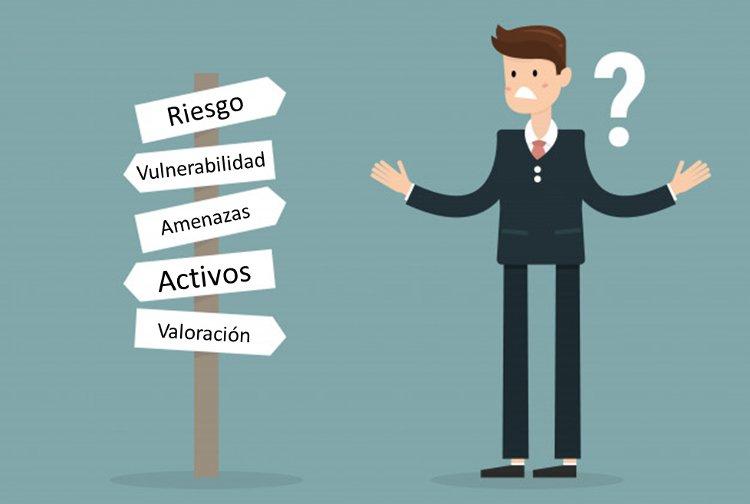 Asociar y documentar Riesgos Amenazas y Vulnerabilidades en ISO 27001