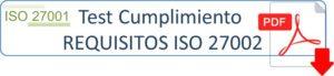 Descargar test cumplimiento ISO 27002 PDF